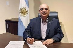 Alejandro Biondini, candidato a Diputado Nacional