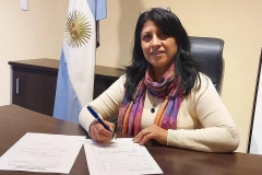 Liliana Cisterna, candidata a Diputada Nacional