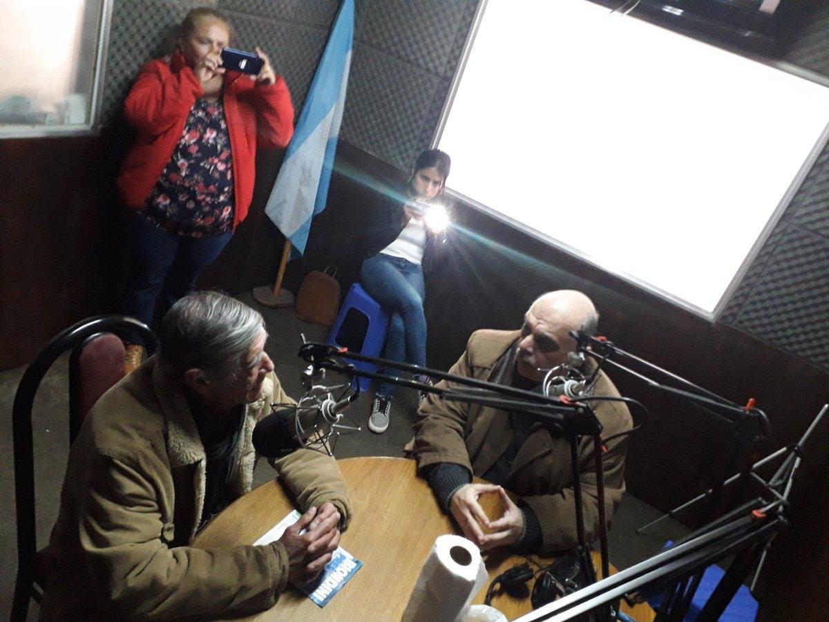 Biondini en FM del Este
