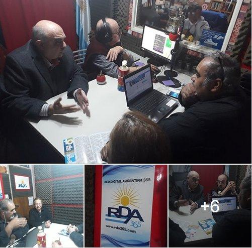 """Fuertes declaraciones de Biondini en """"Centinela de Mi Patria"""" (Radio RDA265)"""