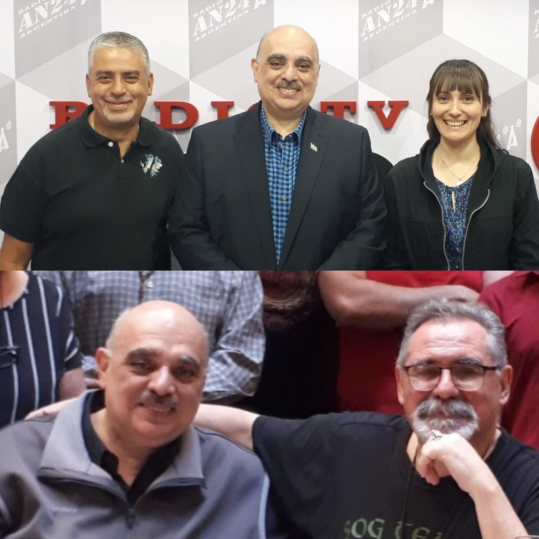 Héctor Jaime, Azul Prado y Marcelo di Marco encabezan en CABA